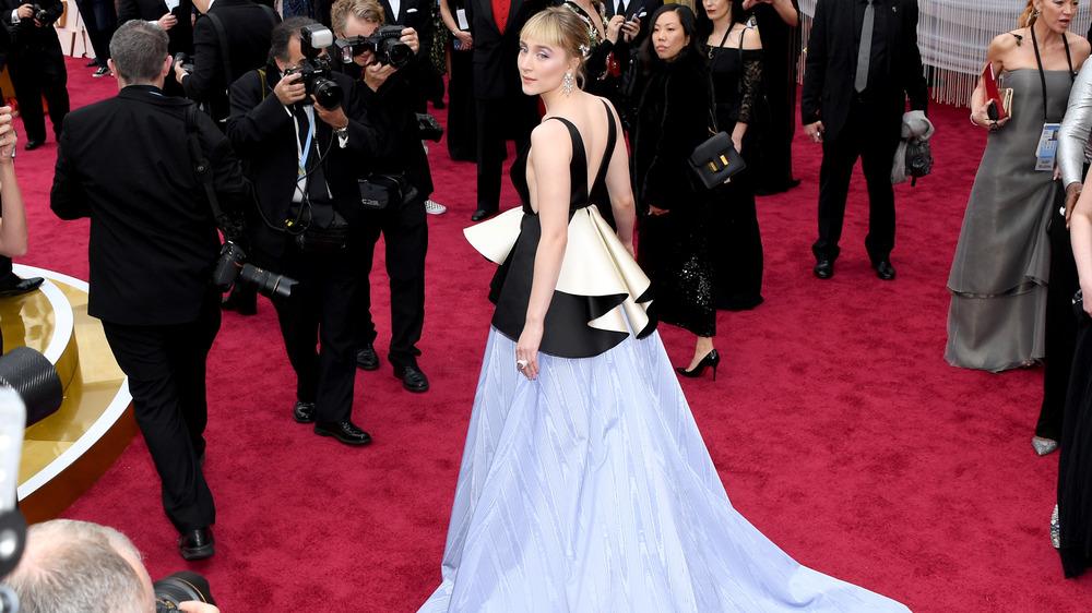 Saoirse Ronan på Oscar-utdelingen