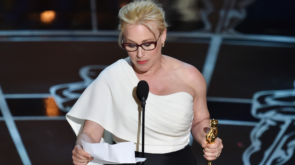 Patricia Arquette vinner beste birolle i Oscar