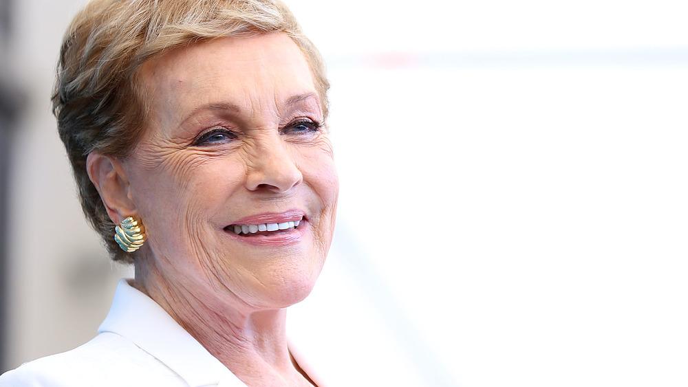 Julie Andrews smiler