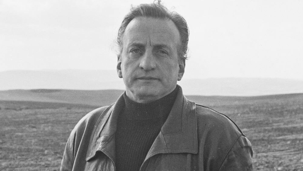 George C. Scott i ørkenen