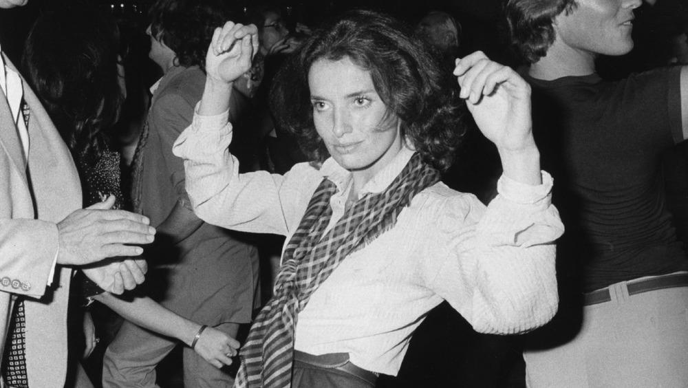 Margaret Trudeau danset i New Yorks Studio 54 etter skilsmisse