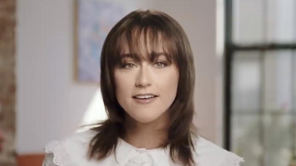 Ella Emhoff smiler