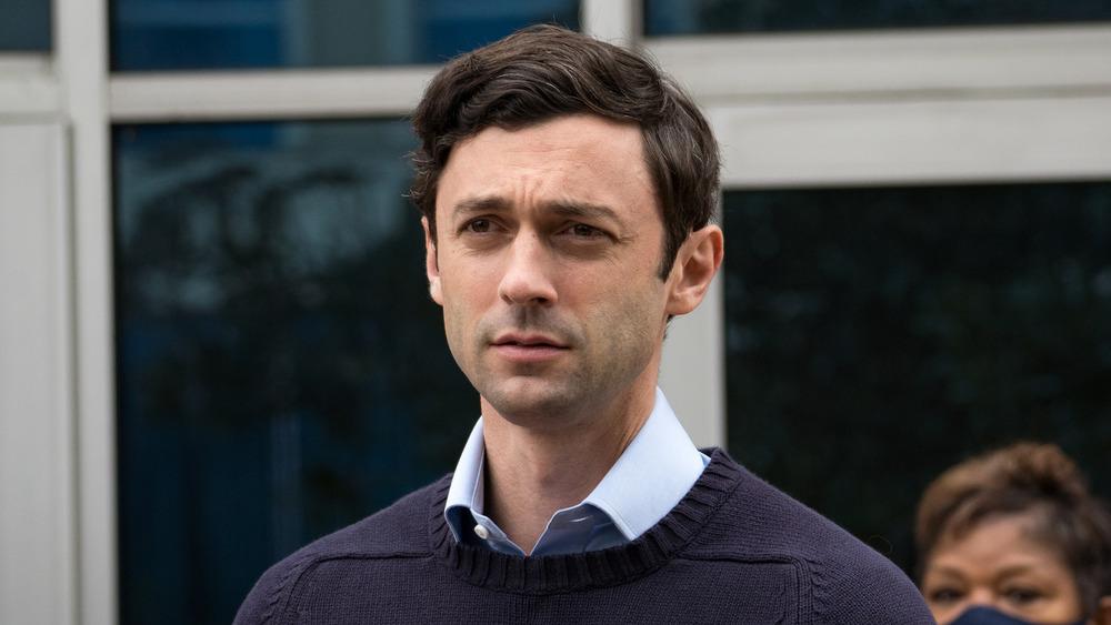 Jon Ossoff kjempet for valg i Senatet i Georgia i 2020