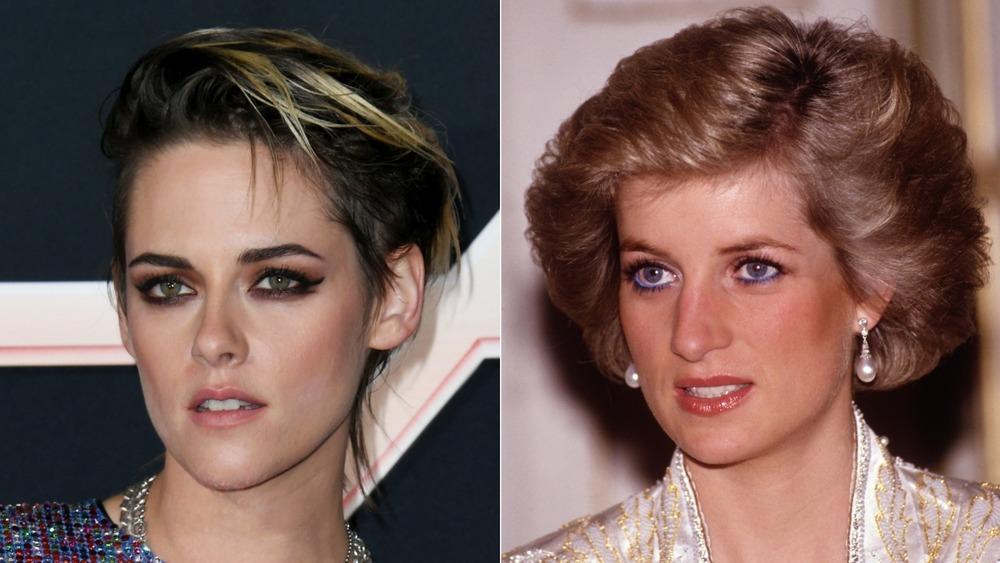Kristen Stewart og prinsesse Diana