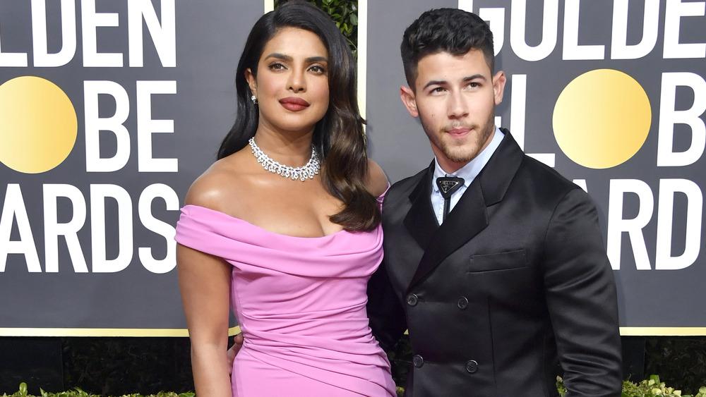 Priyanka Chopra og Nick Jonas