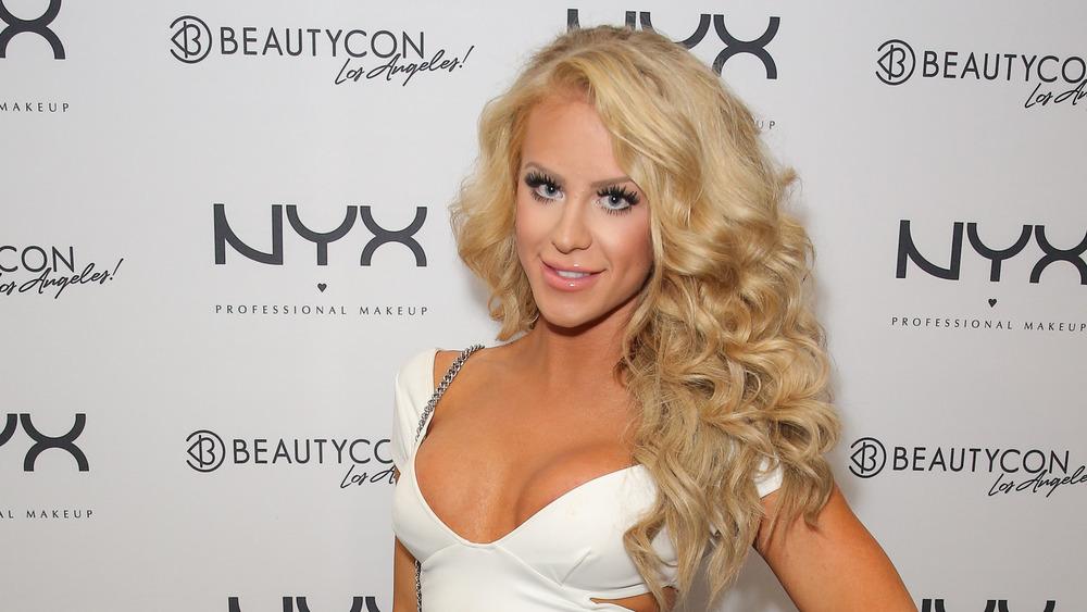 Gigi Nydelig på BeautyCon