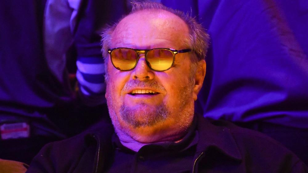 Jack Nicholson med briller