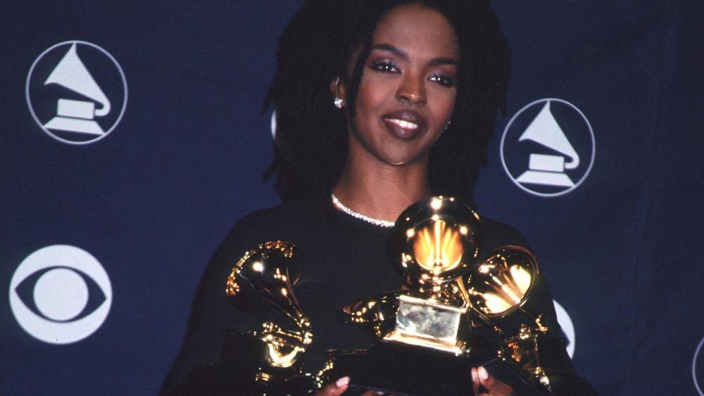 Lauryn Hill på den 41. Grammy Awards