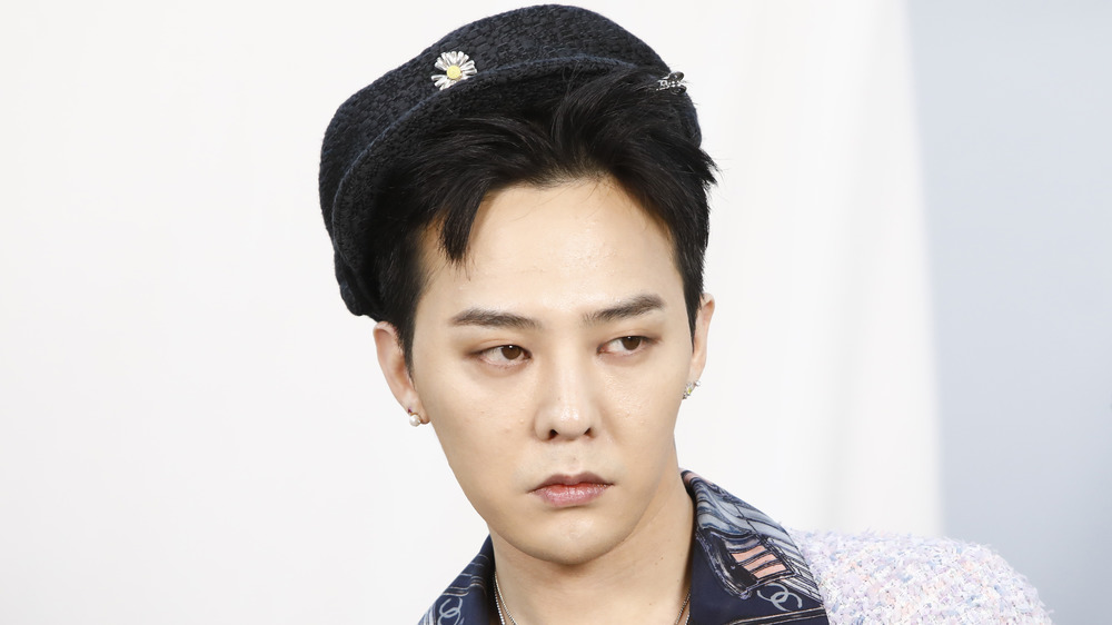 Bigbangs G-Dragon stirrer