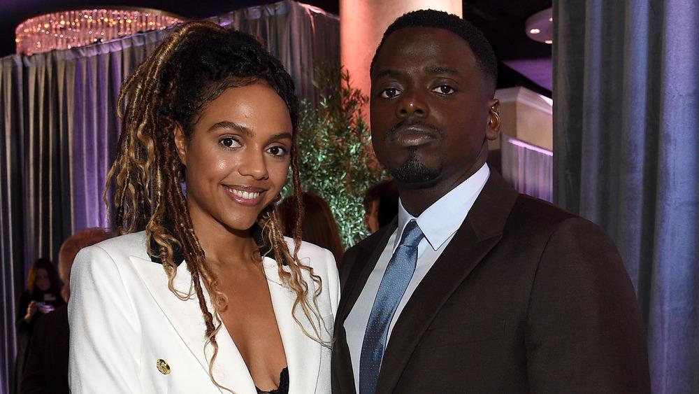 Amandla Crichlow og Daniel Kaluuya deltok på Oscar-nominerte lunsj i 2018
