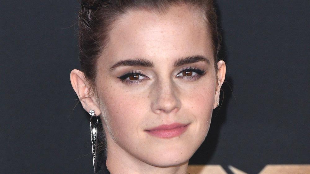 Emma Watson smiler til MTV Movie Awards 2017