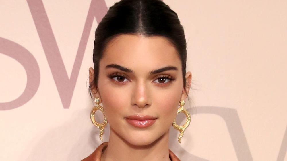 Kendall Jenner på den røde løperen