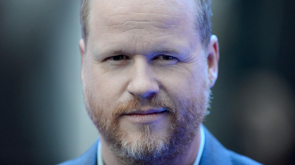 Joss Whedon smiler
