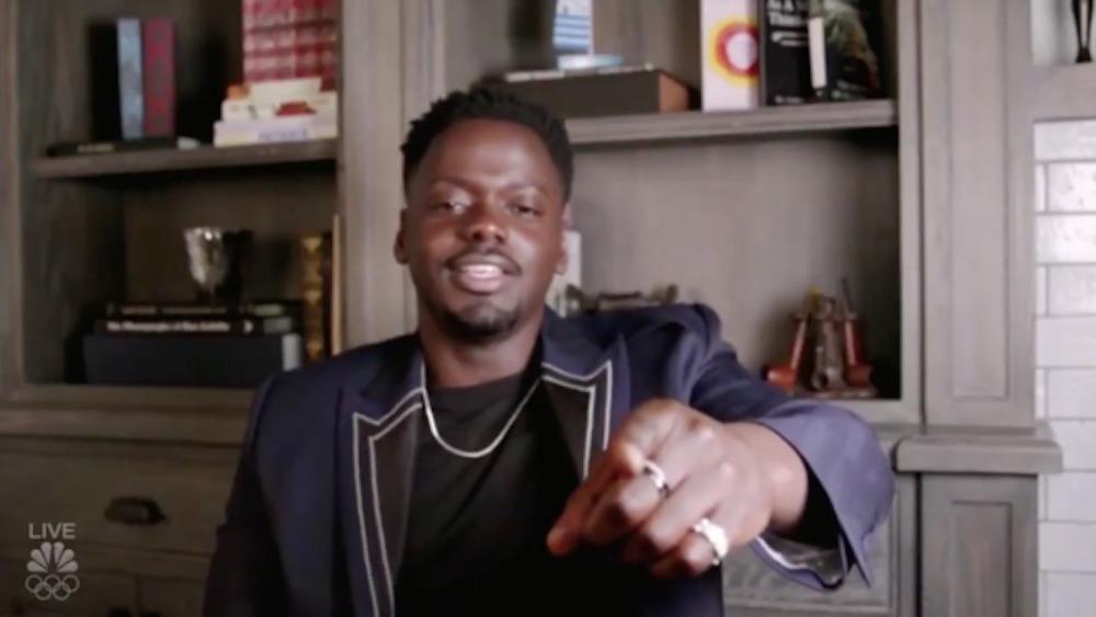 Daniel Kaluuya aksepterer prisen
