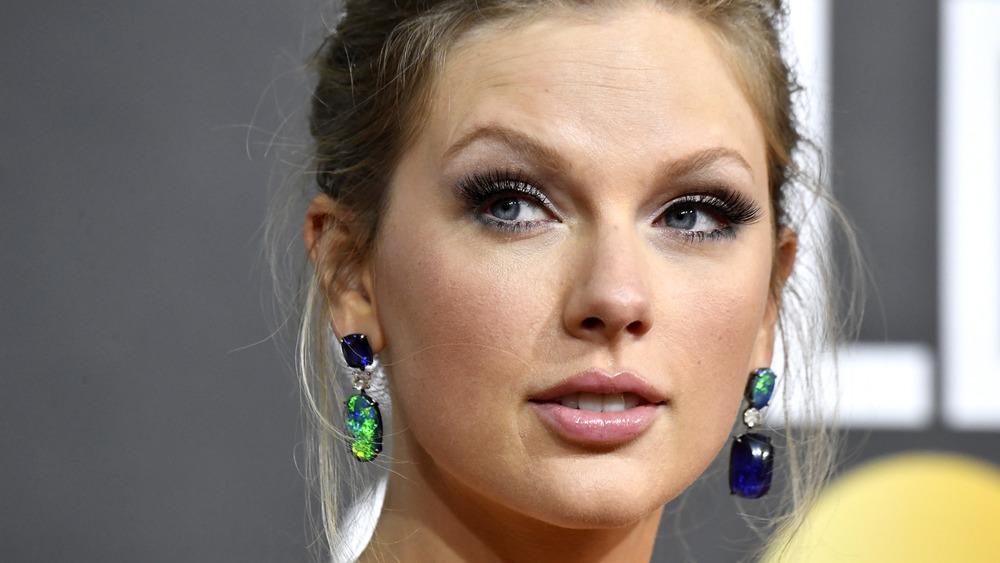 Taylor Swift på en prisutstilling