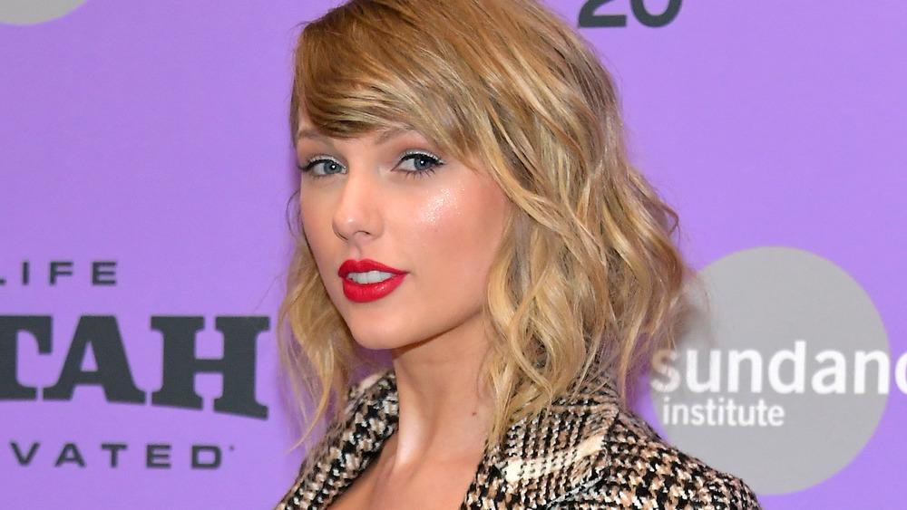 Taylor Swift rød leppestift