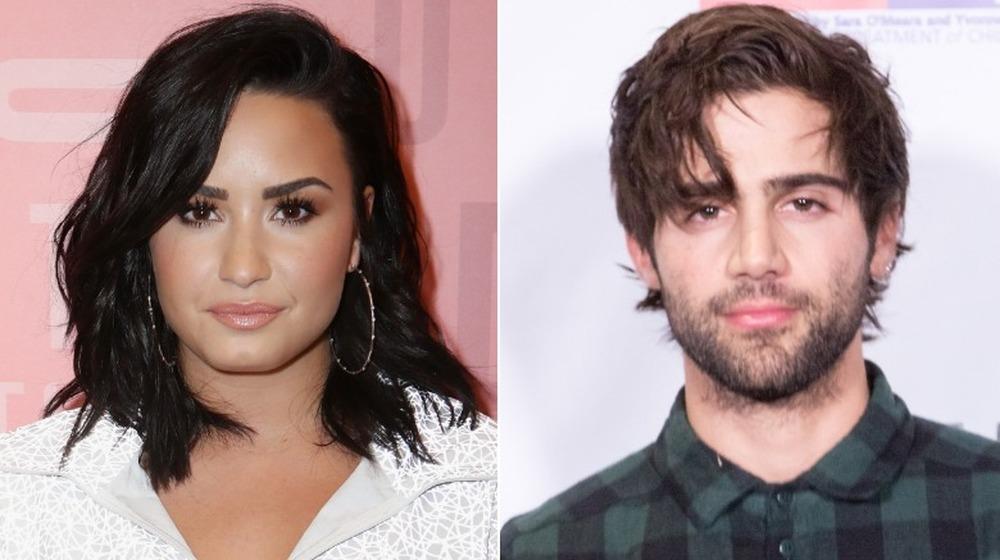 Demi Lovato og Max Ehrich