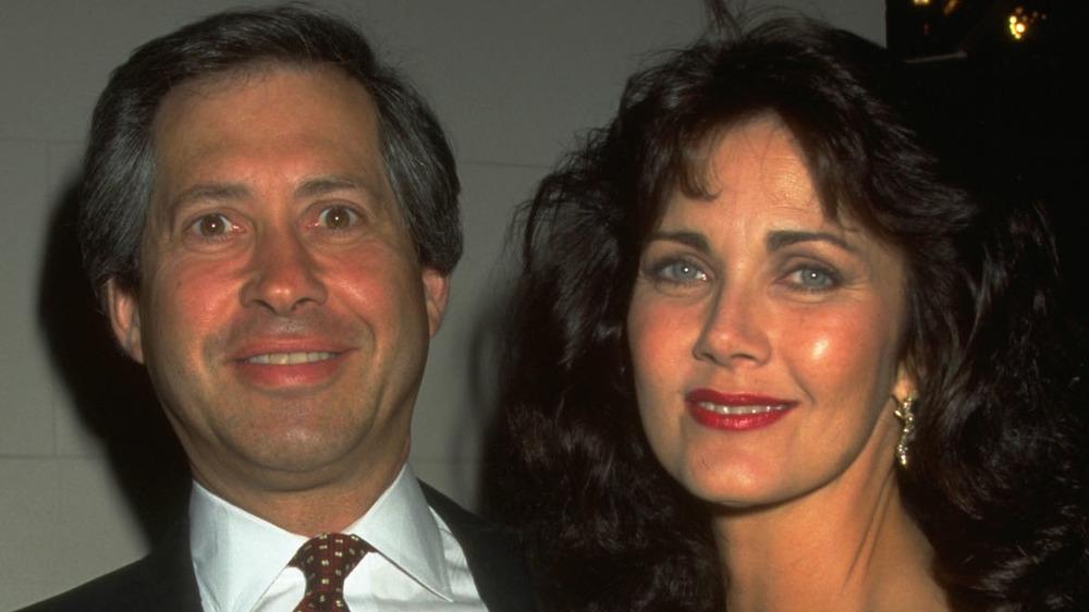 Robert Altman og Lynda Carter
