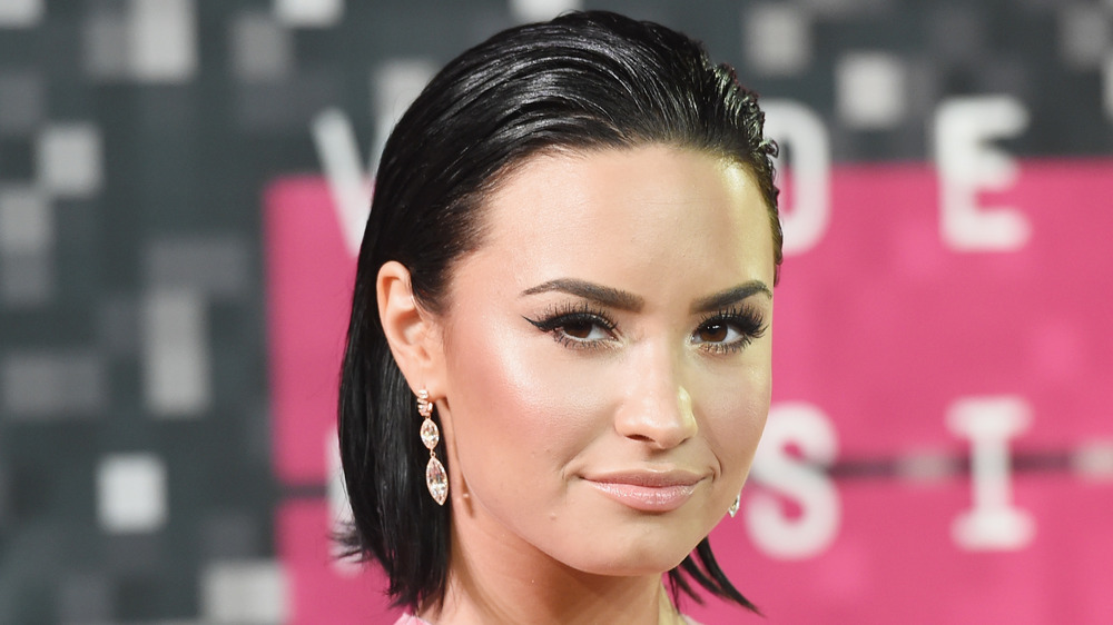 Demi Lovato glamorøs