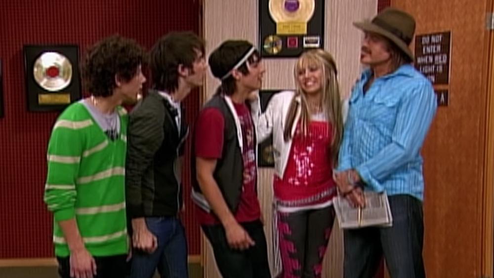 Hannah Montana med Jonas Brothers