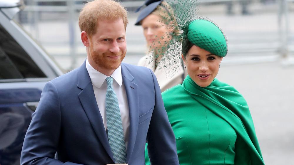 Prins Harry og Meghan Markle går
