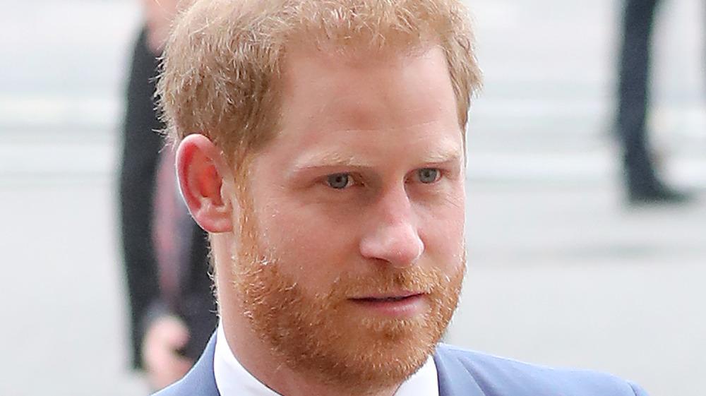 Prins Harry stirrer