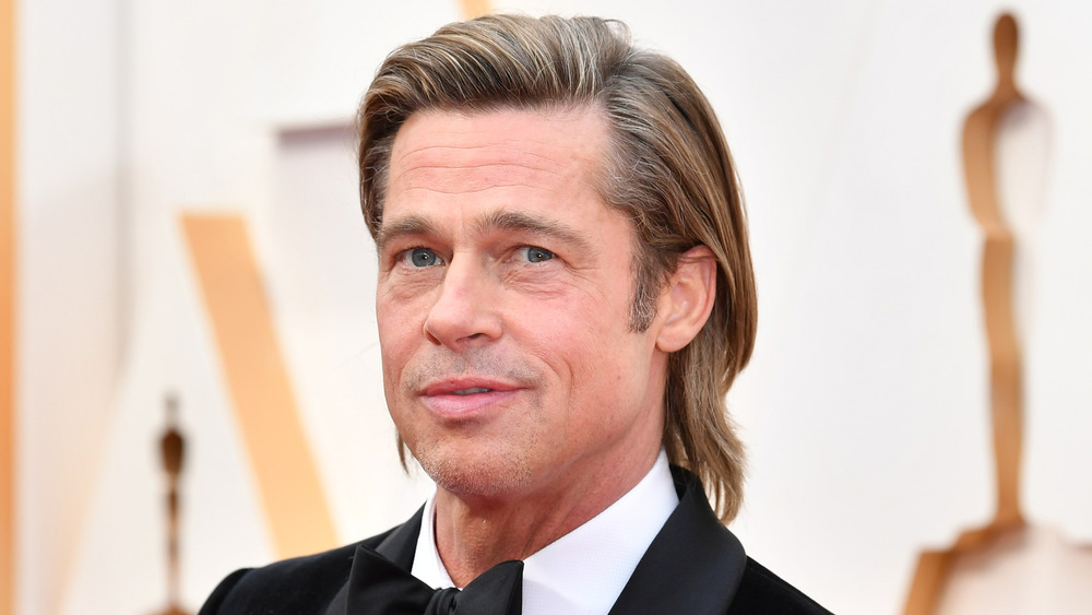 Brad Pitt på rød løper