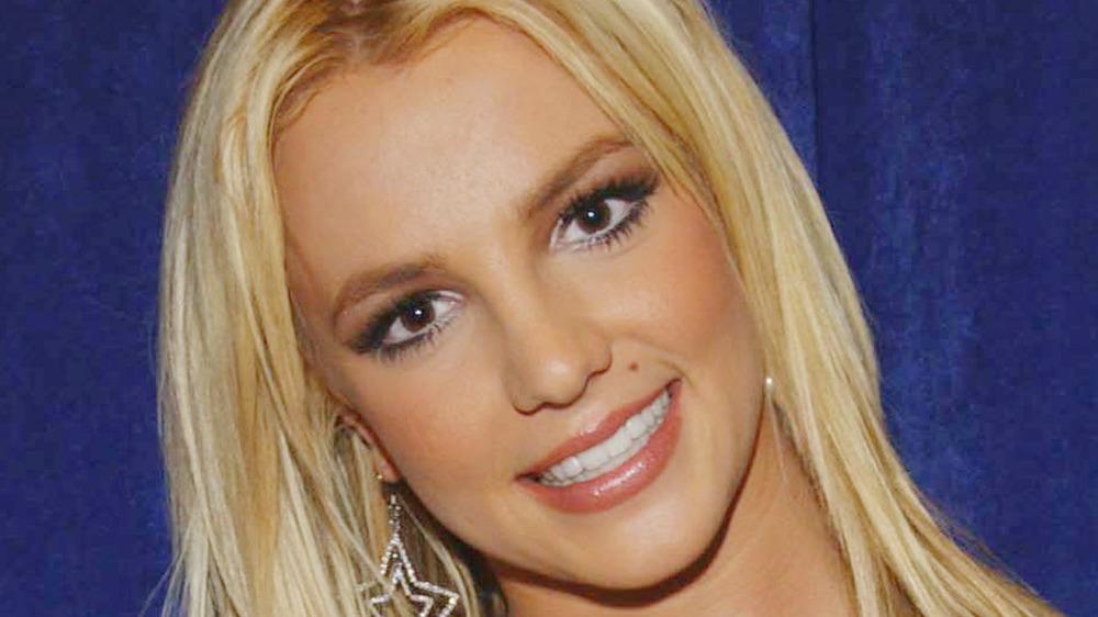 Britney Spears føflekk