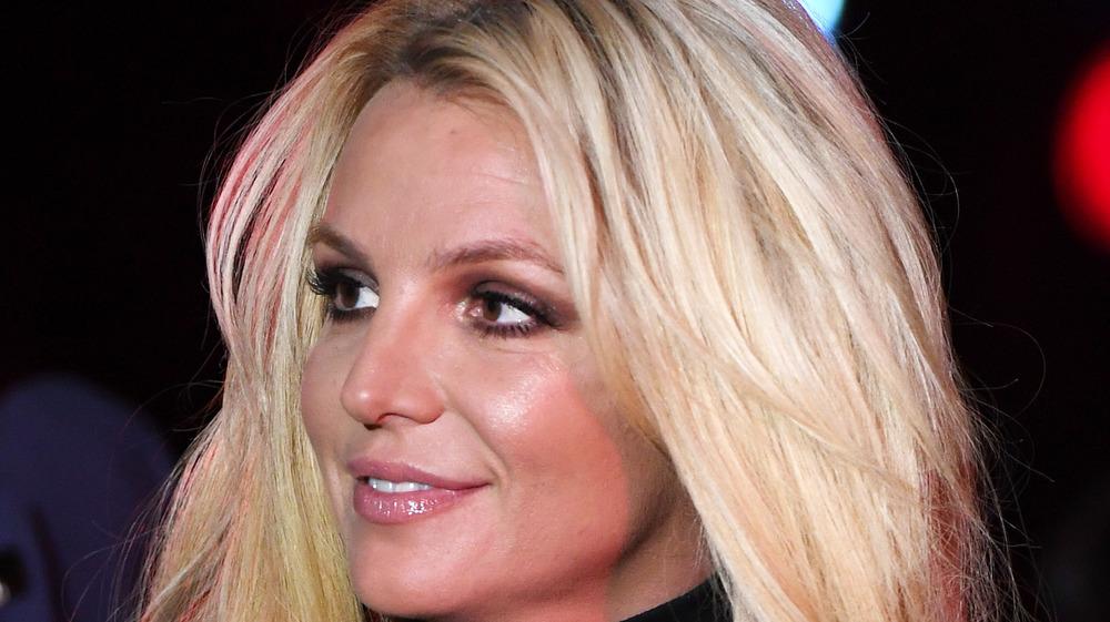 Britney spyd smiler