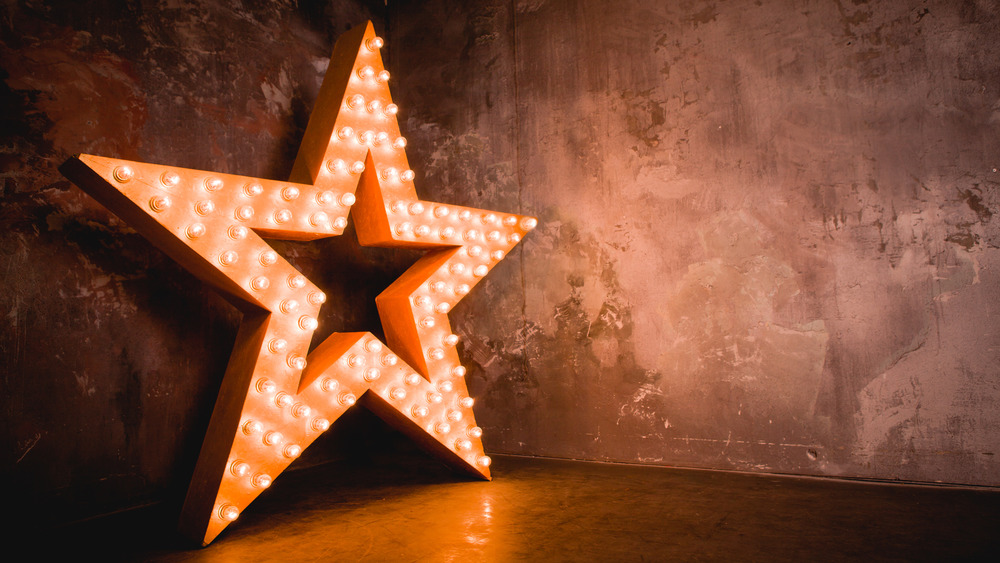 Opplyst stjerne for Hollywood