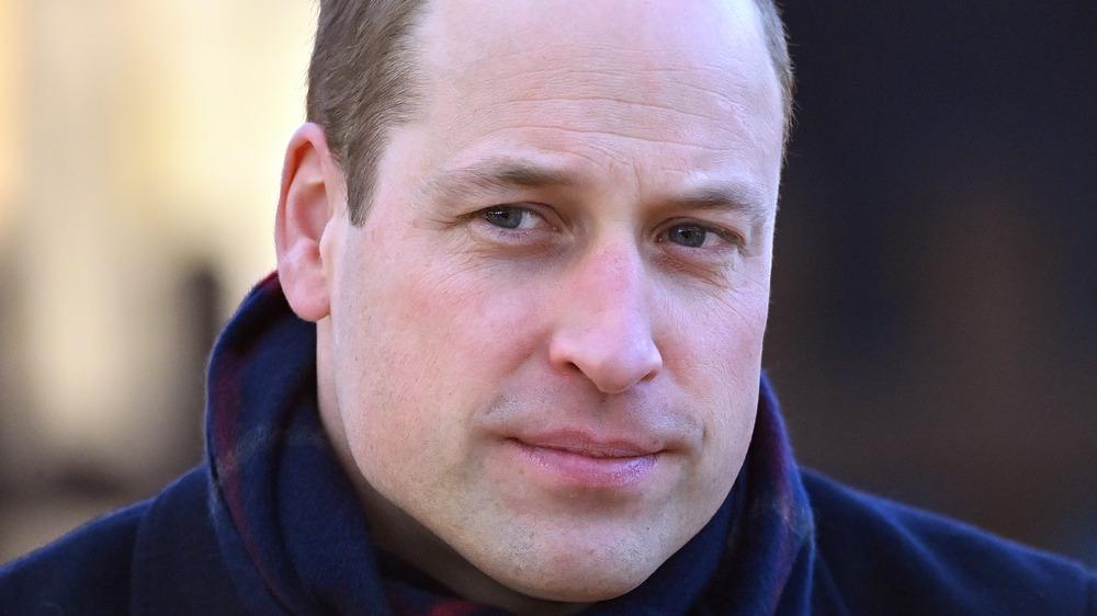 Prins William nærbilde