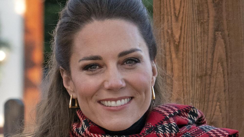 Kate Middleton på Cardiff Castle