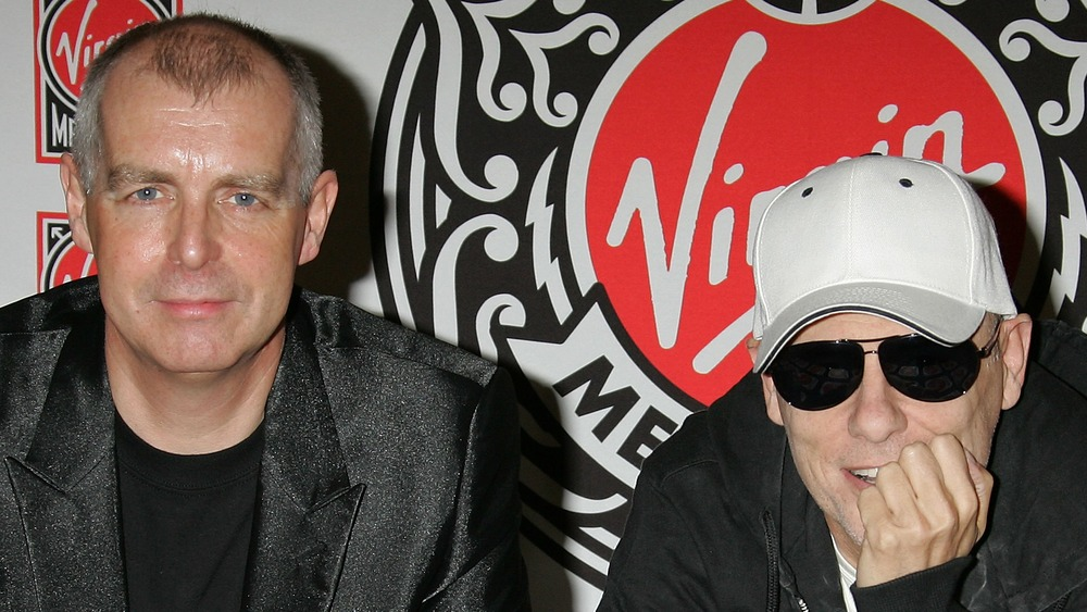 Pet Shop Boys smiler