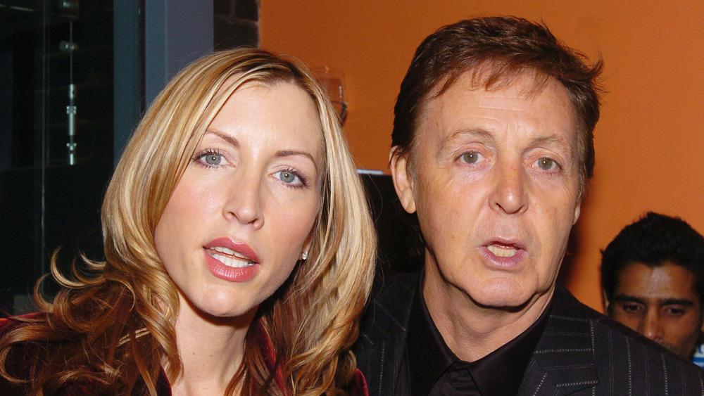 Paul McCartney og Heather Mills åpner seg