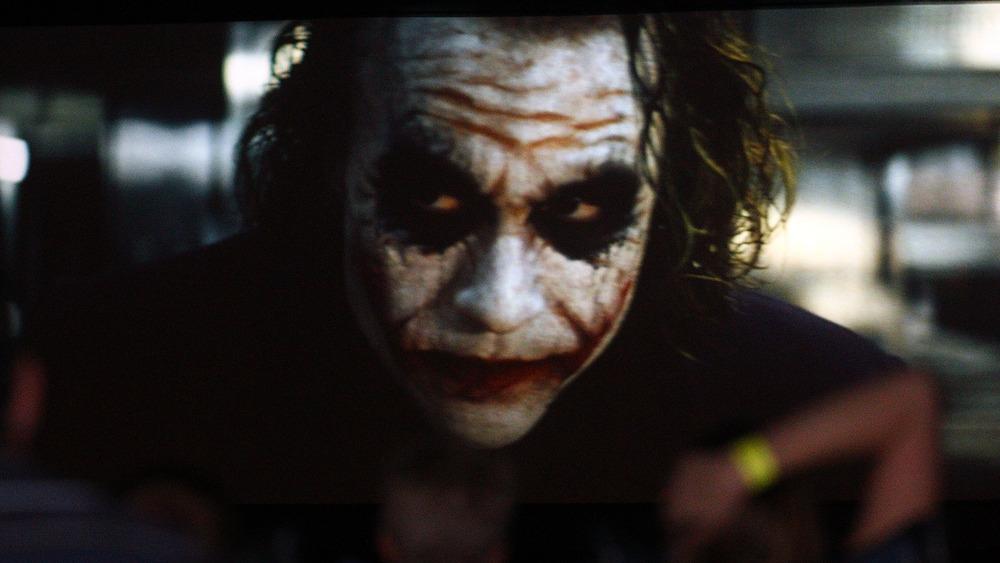 Heath Ledger som The Joker