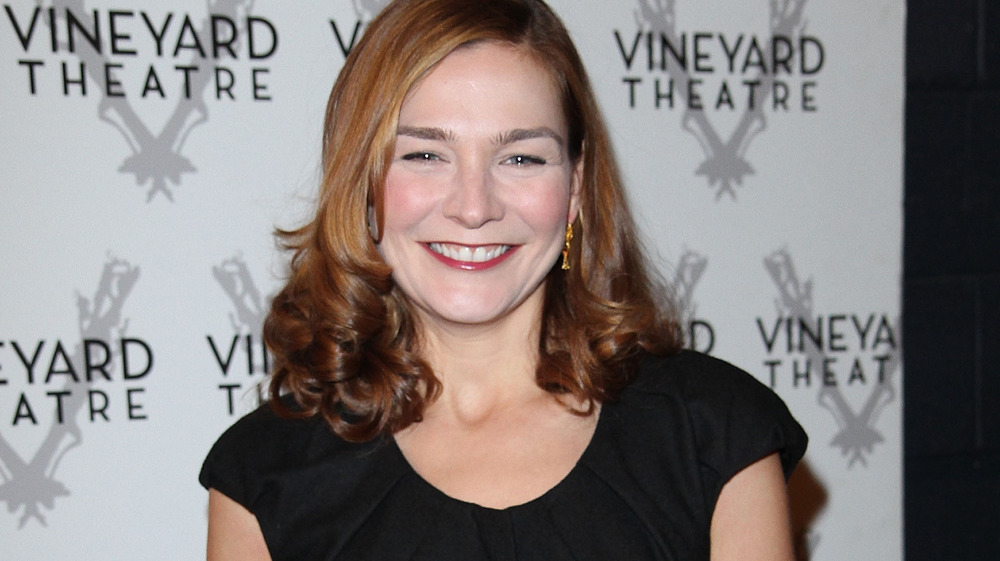 Heather Burns 2010