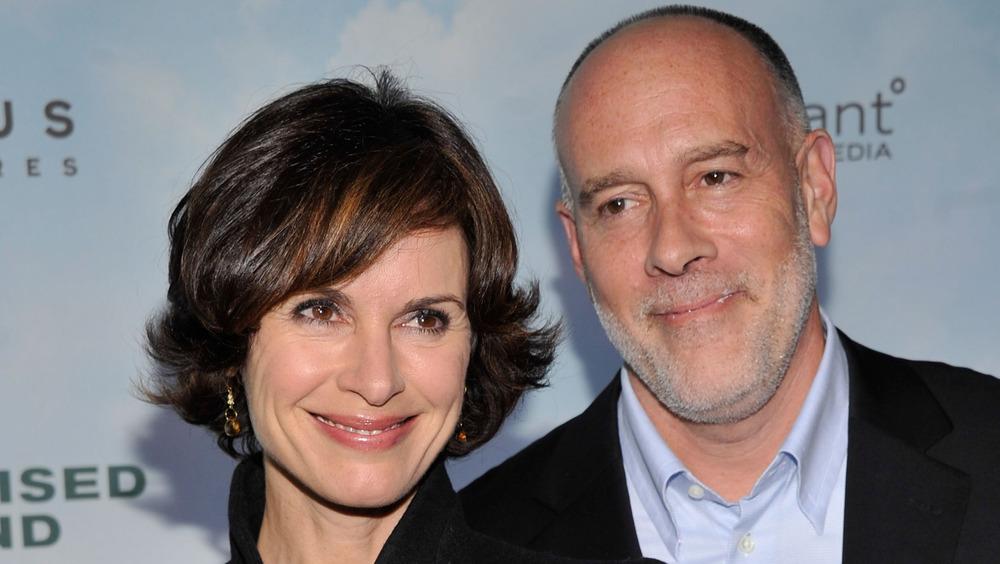 Elizabeth Vargas og Marc Cohn