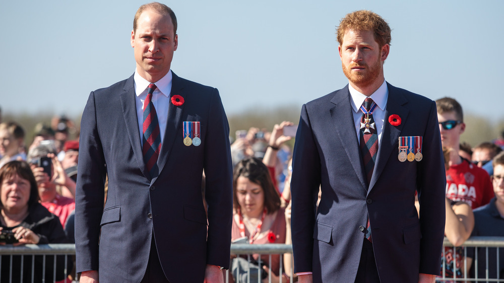 Prins William og prins Harry