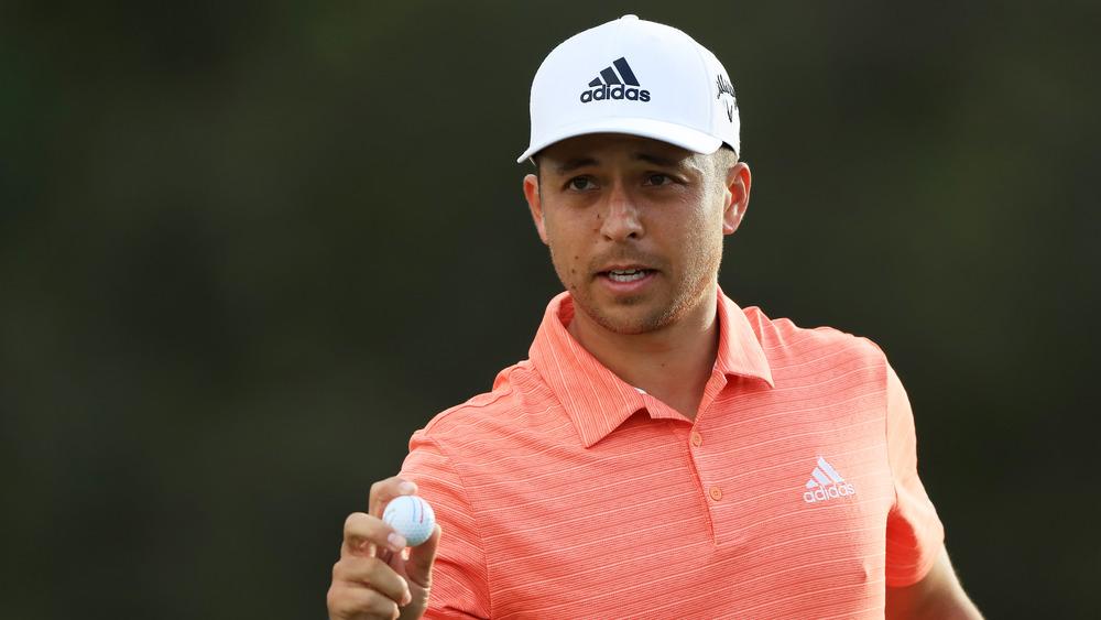 Xander Schauffele, golf