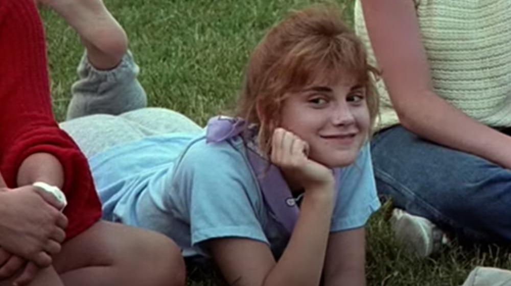 Kerri Green smiler i filmen Lucas