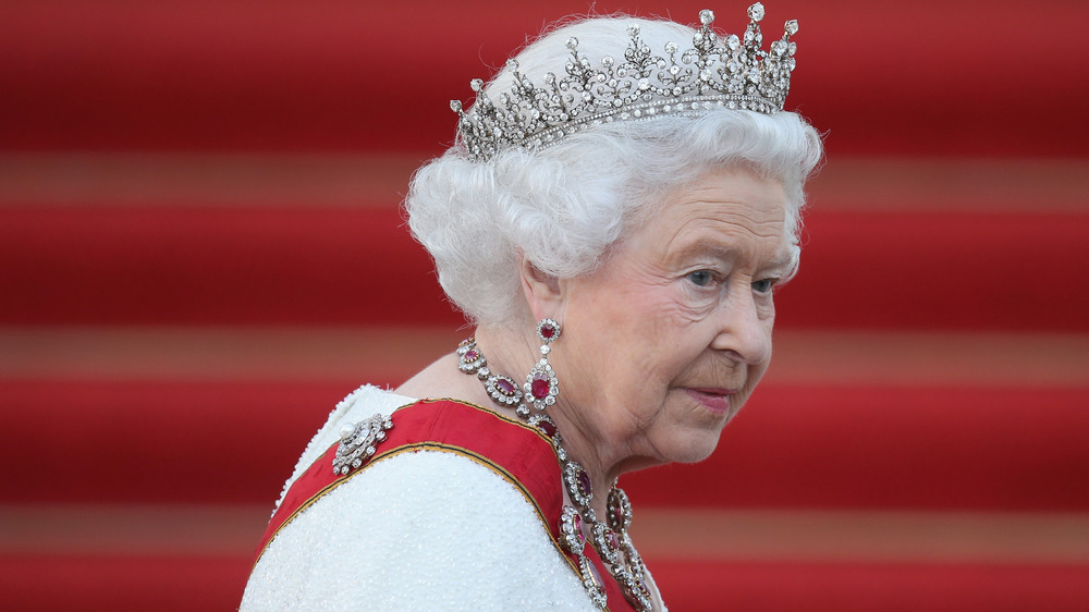 Dronning Elizabeth-krone
