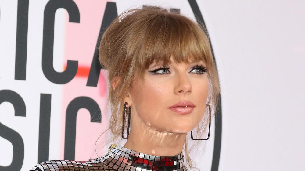 Taylor Swift på et arrangement