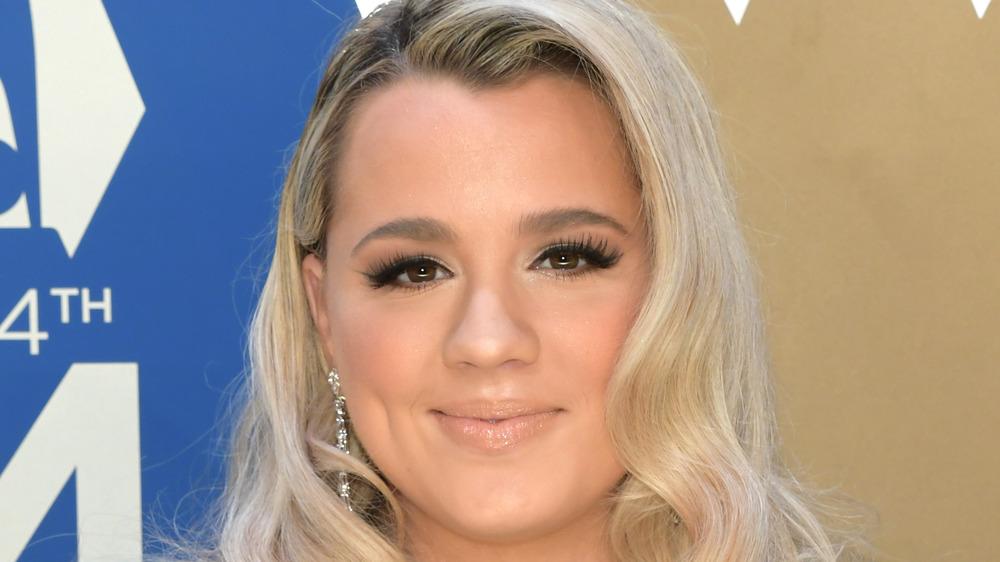 Gabby Barrett på CMA Awards 2020