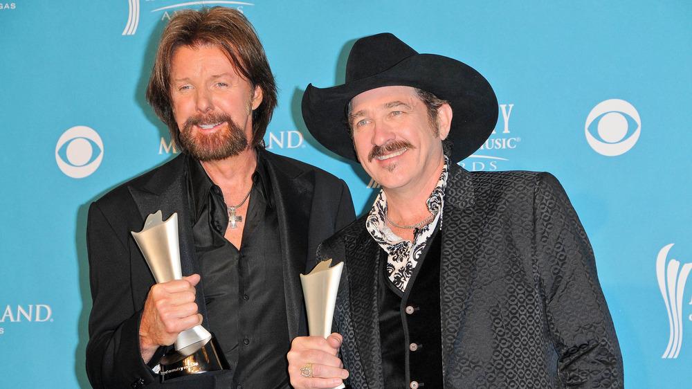 Brooks & Dunn på prisutdelingen