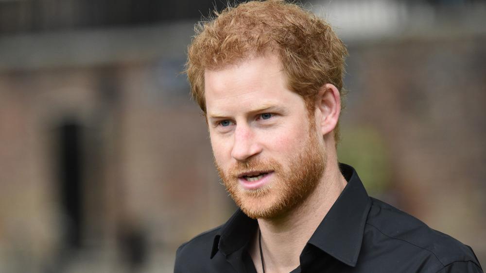 Prins Harry rødt hår