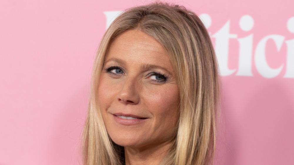 Gwyneth Paltrow poserer for kameraer