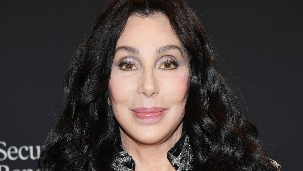 Cher poserer for kameraer