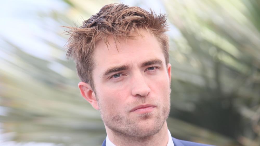 Robert Pattinson rynker pannen