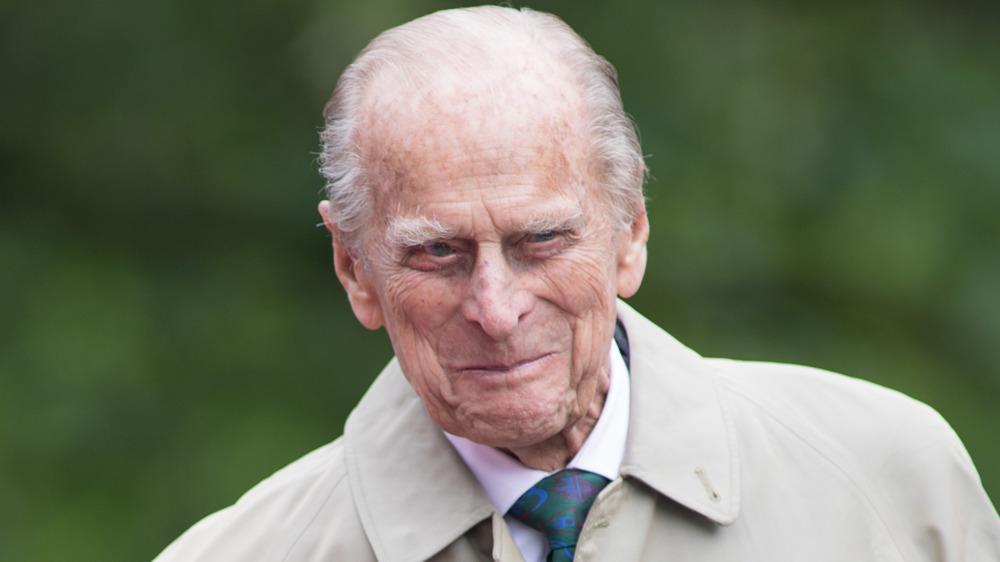 Prins Philip feirer dronningens 90-årsdag