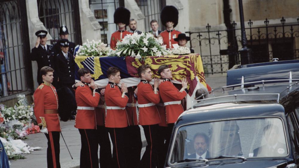 Kiste av Diana, prinsesse av Wales